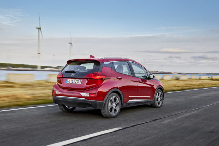 After Chevrolet Bolt, Opel Ampera-e also gets replacement battery (update)