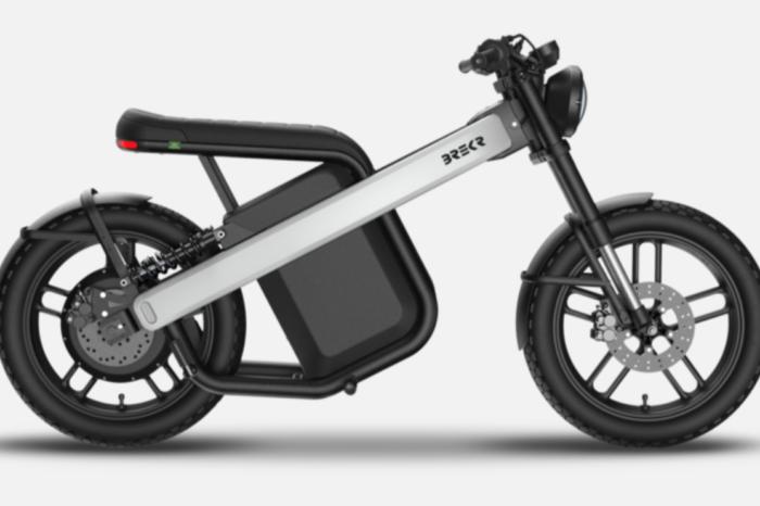 Brekr kick-starts Dutch electric moped tradition