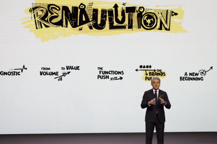 Renault's 'Renaulution' seems to be working