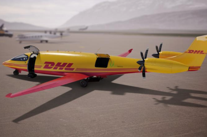 DHL Express to fly twelve Alice electric cargo planes