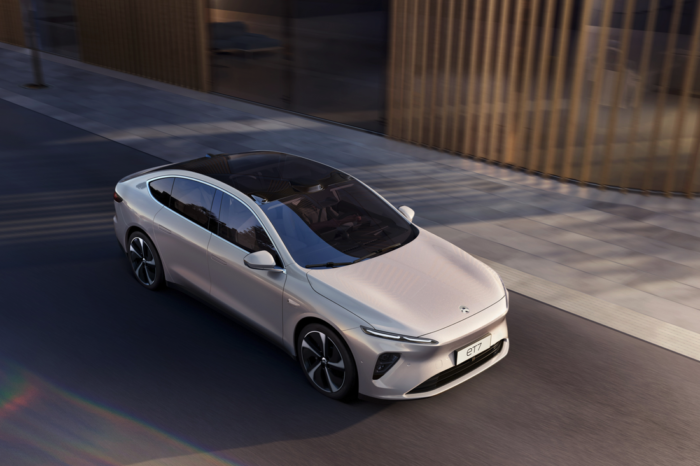NIO to debut flagship ET7 in Germany end of 2022