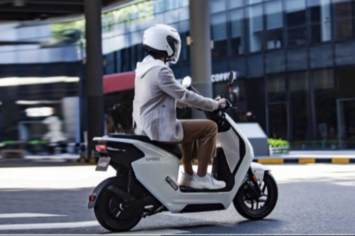 Honda launches electric U-GO Scooter under €1 000 in China