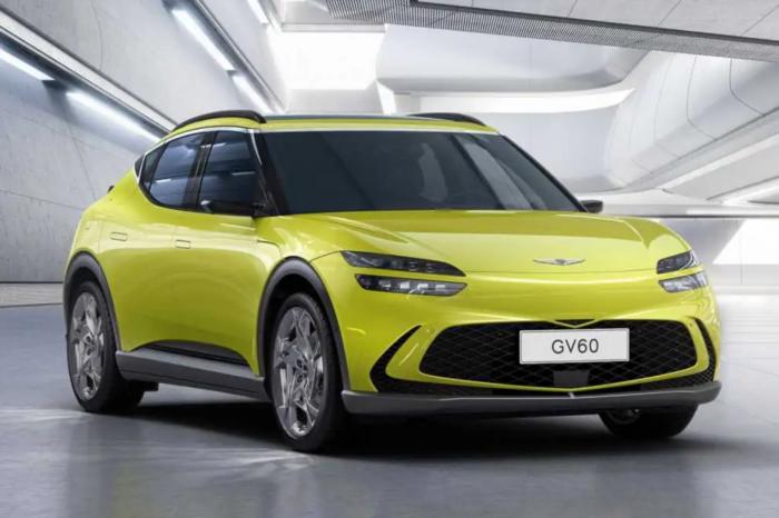 After Ioniq 6 and 7, Hyundai announces Genesis GV60 EV