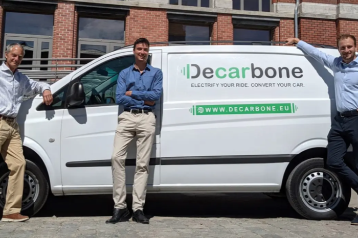Brussels Decarbone rows upstream converting ICE vans to EVs