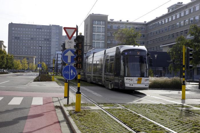 Antwerp and Ghent trams will always get green light