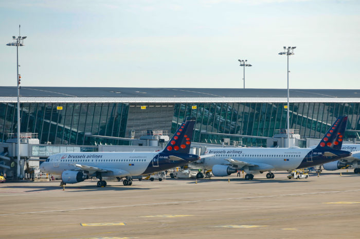 Brussels Airlines: 57% fewer passengers and €143 million loss