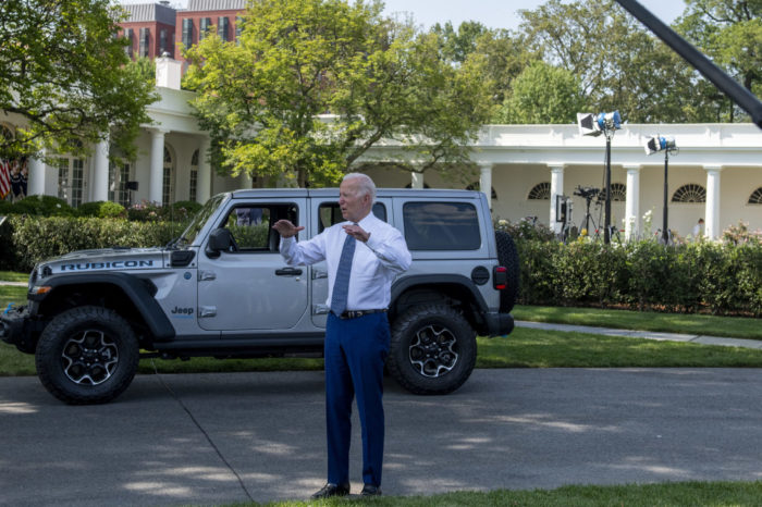 Biden joins growing number of countries with EV incentives (update)