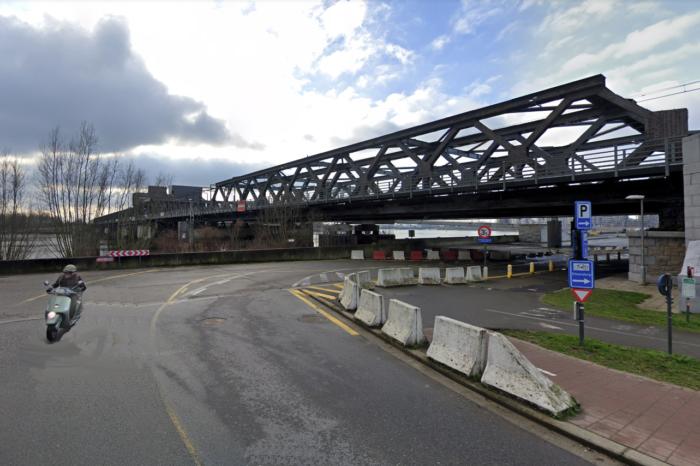 Infrabel renovates Belgium's longest rail bridge in Temse