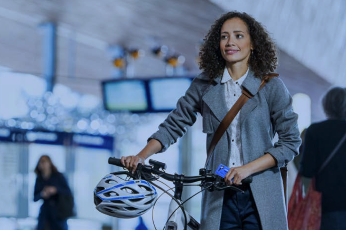 ALD: 'More and more Dutch 45+ professionals commute by bike'