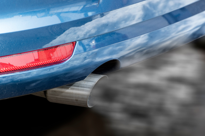 Car inspection steps up fight against soot filter fraud