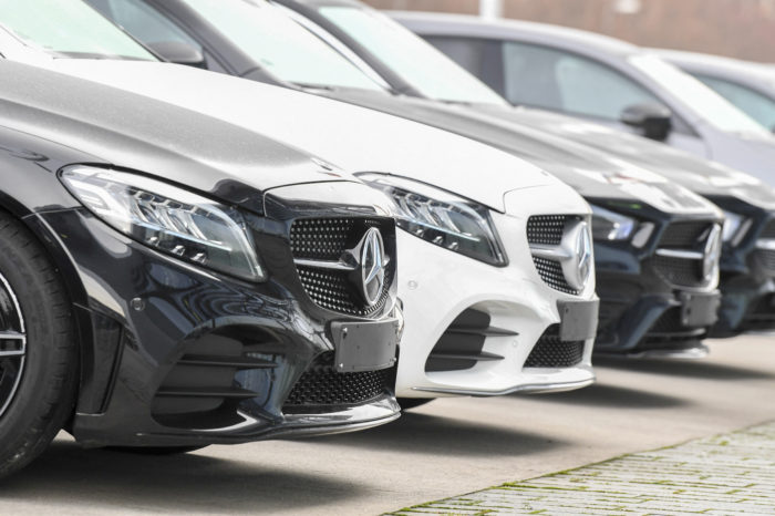 SD Worx study: '23% of Belgian employees benefit from company car'