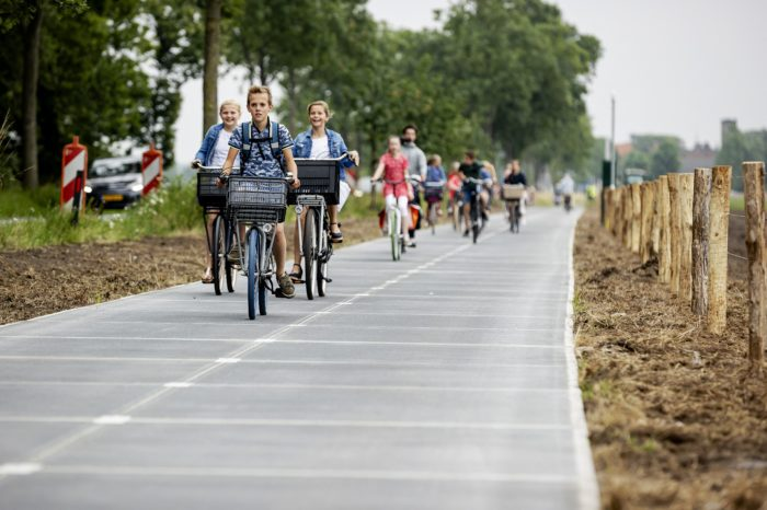 Wallonia: five cycling highways to join Brussels and Flanders