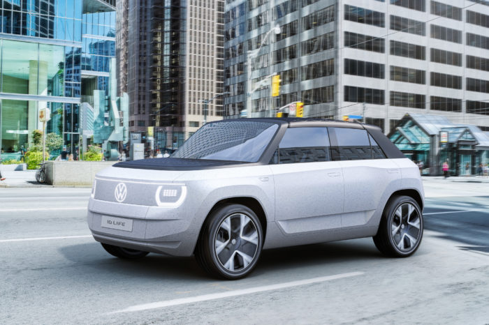 VW to show forerunner of ID.1 in Munich