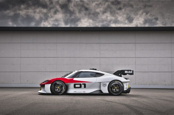 An electric Porsche 911? That would be the next 718
