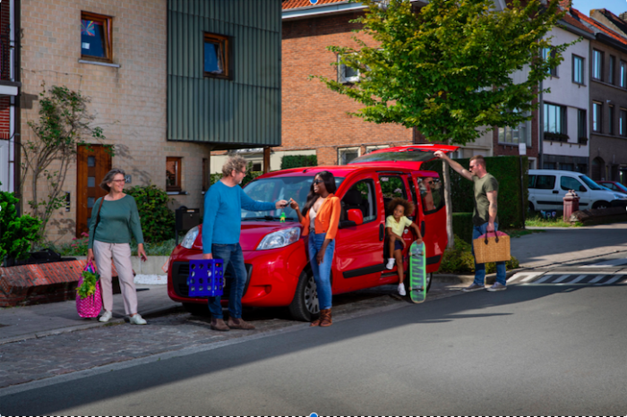 Flanders wants to boost shared mobility in towns and cities
