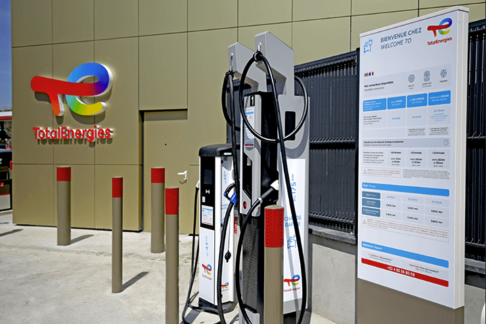 TotalEnergies to install 3 000 charging stations in Antwerp