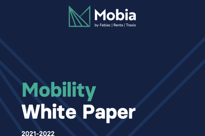 Mobia's Mobility White Paper pleads for affordable individual choice