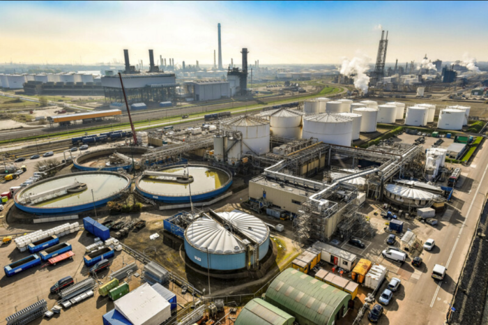 Shell to build large production unit for biofuels in Rotterdam