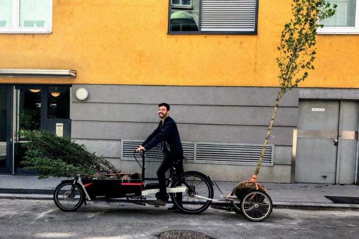 Cargo-bikes in Brussels get incentive of 4 000 euros