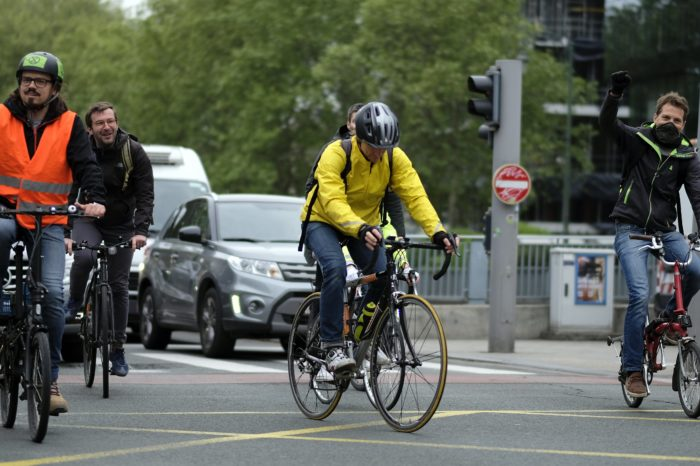 31% of Flemish e-bike-riders cover more than 50 km a week