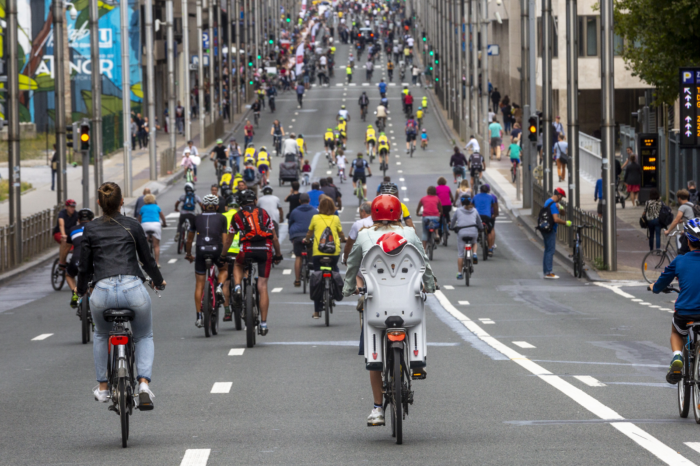 Car-Free Sunday in 36 towns in Flanders, Wallonia only two