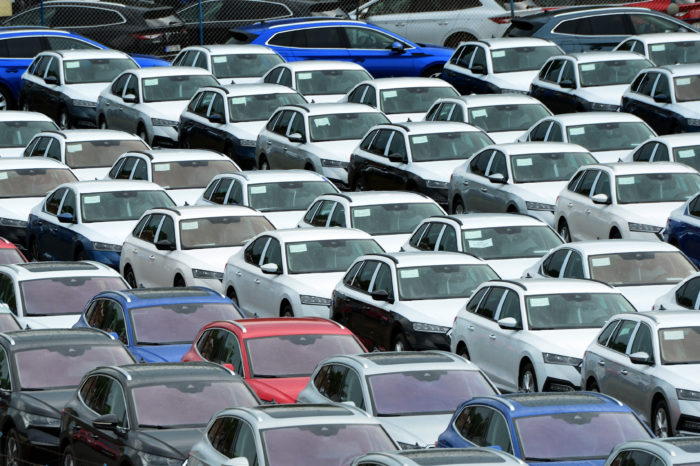 New car sales continue to suffer (update)