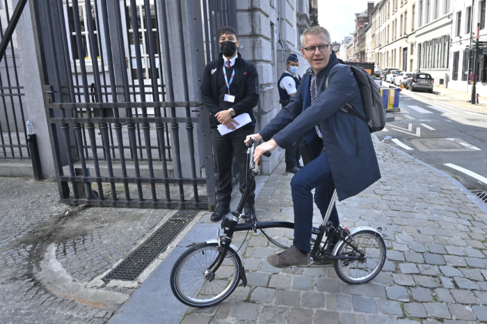 Belgian government has action plan to promote cycling