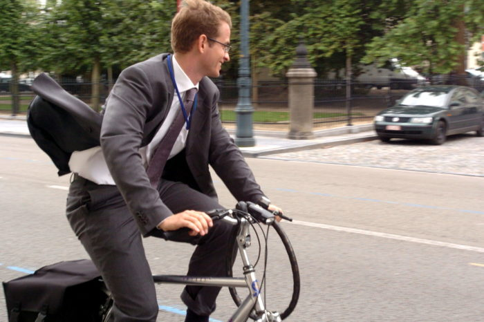 SD Worx: 'One-third fewer cycling commuters in 2021'