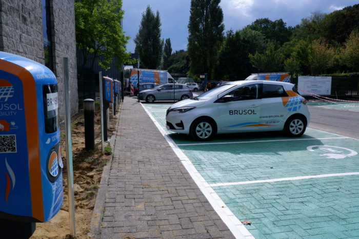 Brusol to quickly install 1 000 charging stations in Brussels