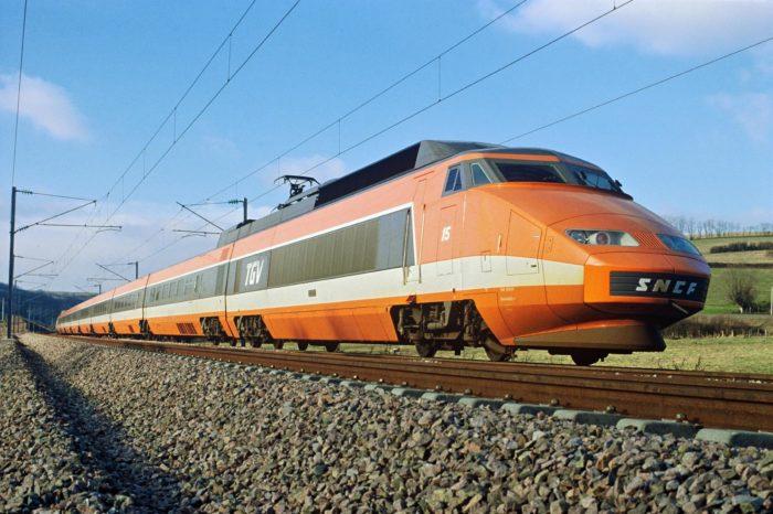 France celebrates 40 years of TGV