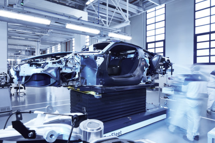 Maserati production moves to Turin