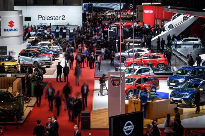 Geneva Motor Show 2022 ultimately canceled