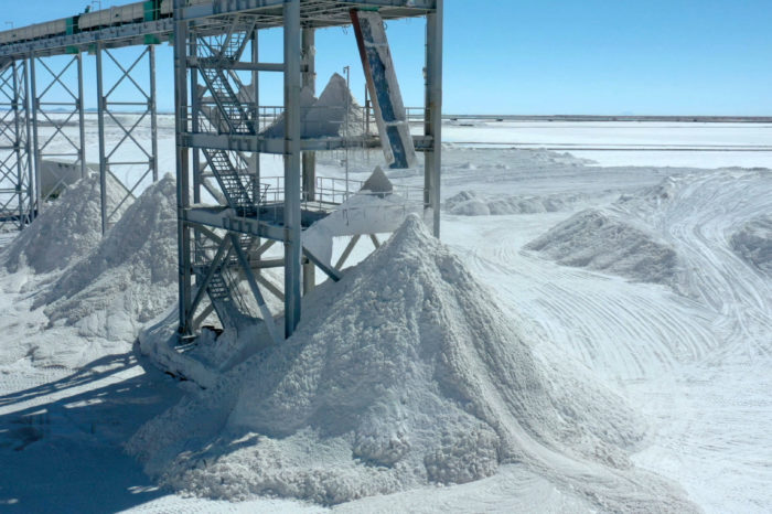 Chile launches tender for 400 000-ton lithium mining contract