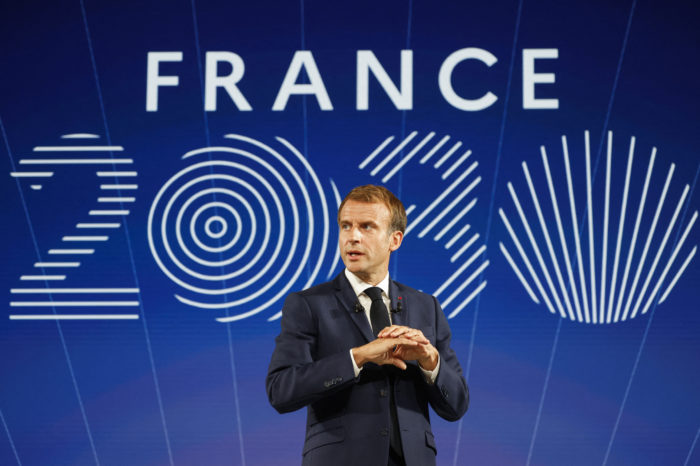 Macron's France 2030 plan: €1,5 billion for nuclear and hydrogen