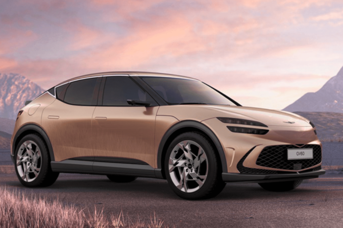 Genesis gives details about its electric GV60