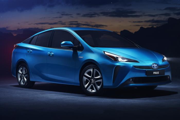 Will next Toyota Prius also run on hydrogen?