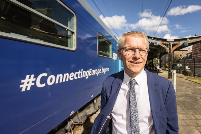 Belgian railways get an extra 250 million euros