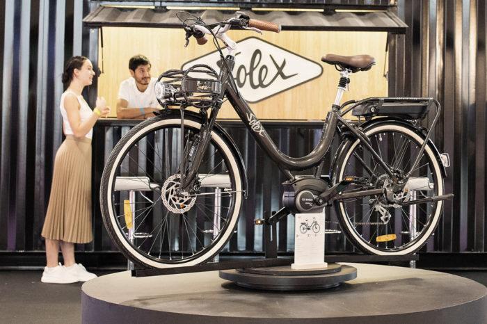 Solex moped reborn as an e-bike